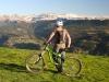 VTT enduro sur le massif du Sancy