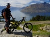 VTT de descente à Queenstown