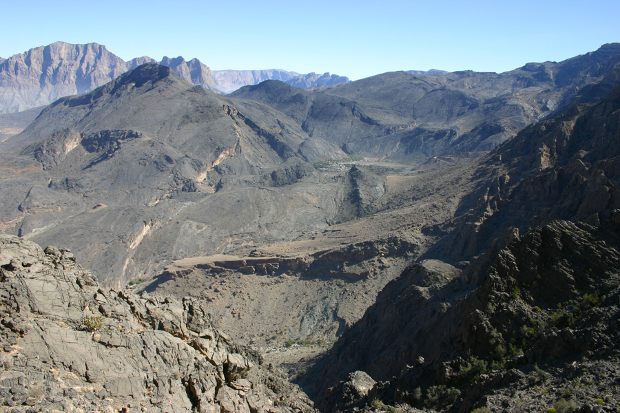Wadi Bani Hauf