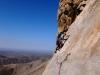 Escalade au Djebel Misht