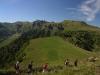 En randonnée sur les volcans d'Auvergne