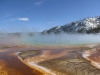 'Grand-prismatic', Parc national de Yellowstone