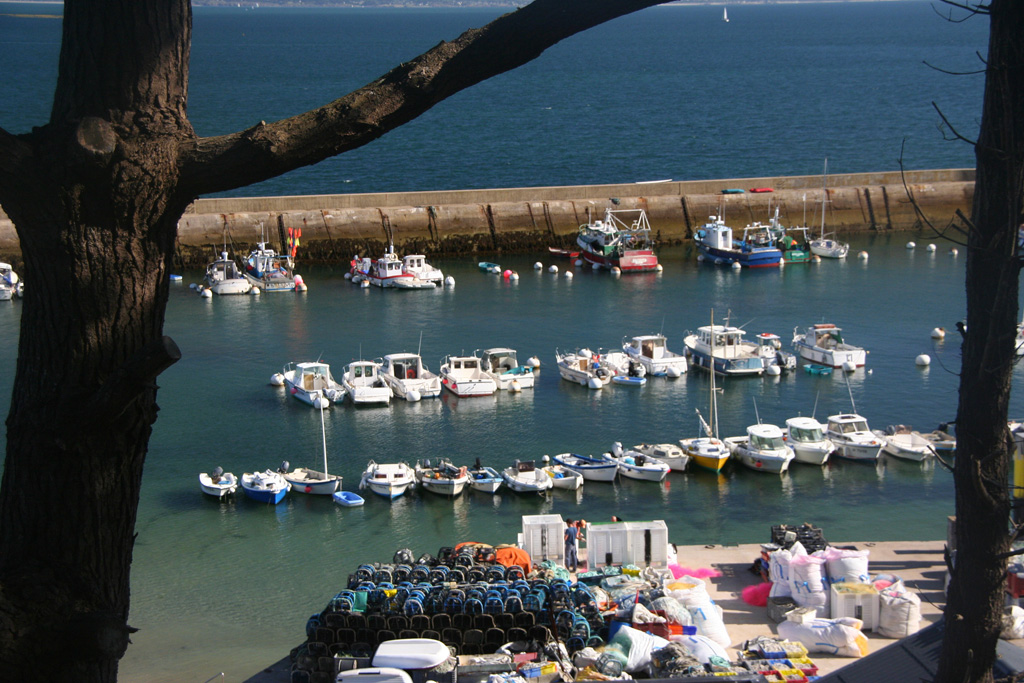 Le Port de Saint Gildas