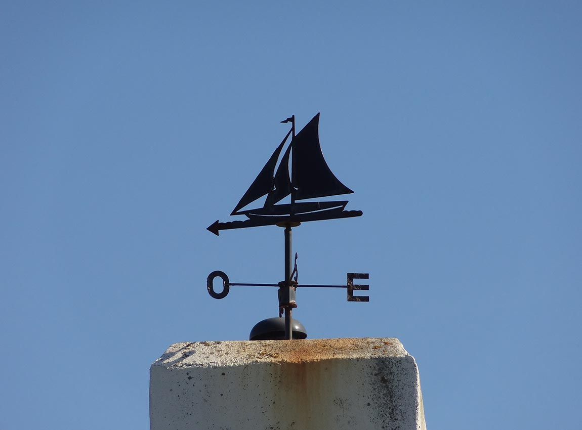 Girouette à Belle île en Mer