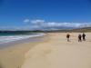Balade sur la plage de Houat
