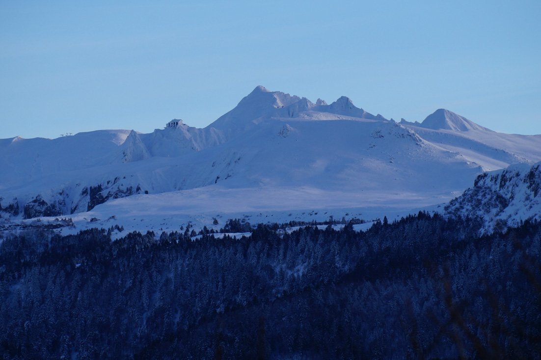 Le Massif du Sancy (1886m)