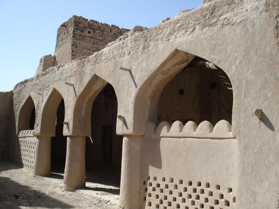 L'ancien village de Sinaw