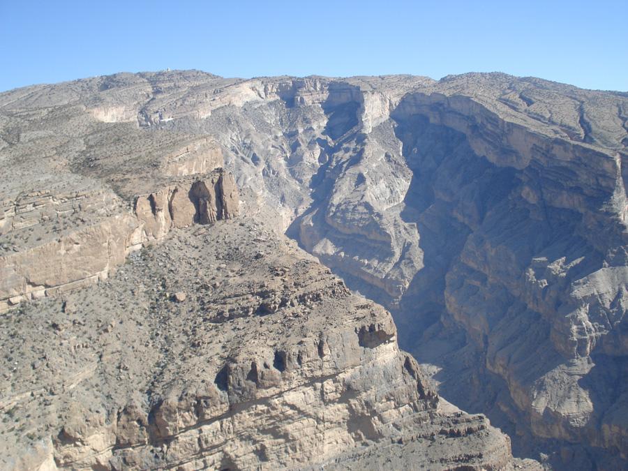 Le Grand Canyon d'Arabie