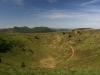 Le cratère du Puy de Pariou