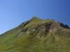 Le Puy de sancy,1886m, point culminant du Massif Central et plus haut volcan de France métropolitaine